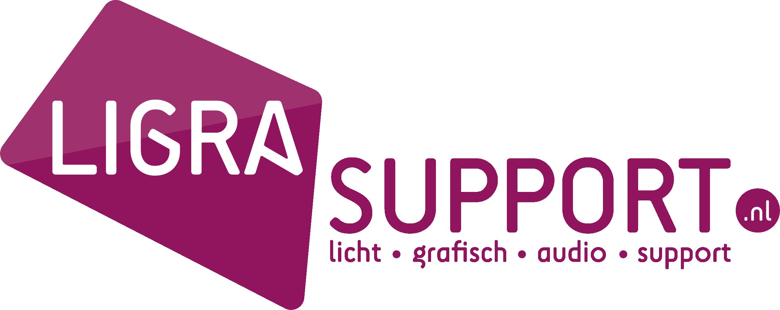 Ligra Support - Licht & Geluid Verhuur